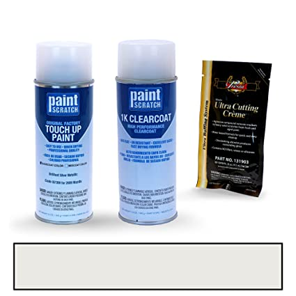 PAINTSCRATCH Brilliant Silver Metallic UI/38H for 2009 Mazda Mazda6 - Touch Up Paint Spray