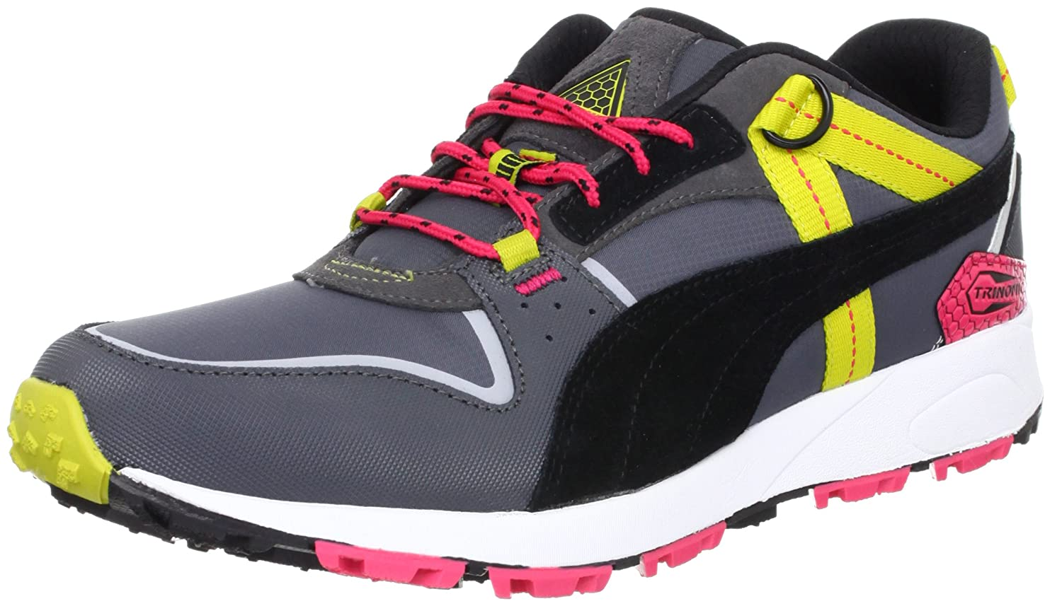 best authentic 8b124 39499 ... real puma trinomic trail lo mens running trainers shoes grey size uk  9.5 amazon shoes bags