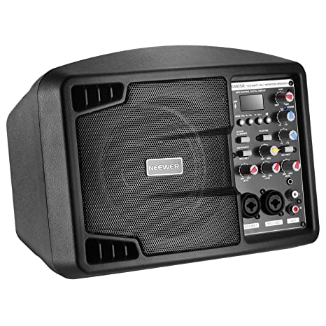 Review Neewer Stereo Speaker Small