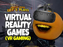 Watch Clip: Annoying Orange Lets Play Virtual Reality Games ...