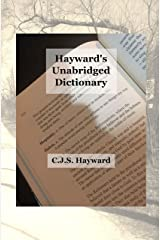 Hayward's Unabridged Dictionary: The Anthology (Minor Works) Kindle Edition