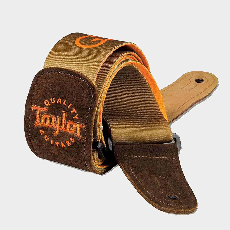 Taylor GS Mini Guitar Strap - Suede/Brown Taylor Guitars 66500