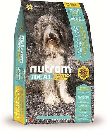 Nutram Complete Dry Sensitive Skin Coat Stomach Dog Food Lamb