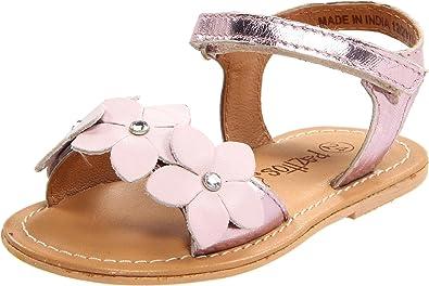 ecf3c0defb7f1 Amazon.com: Pazitos Flower Drops Sandal (Infant/Toddler): Shoes