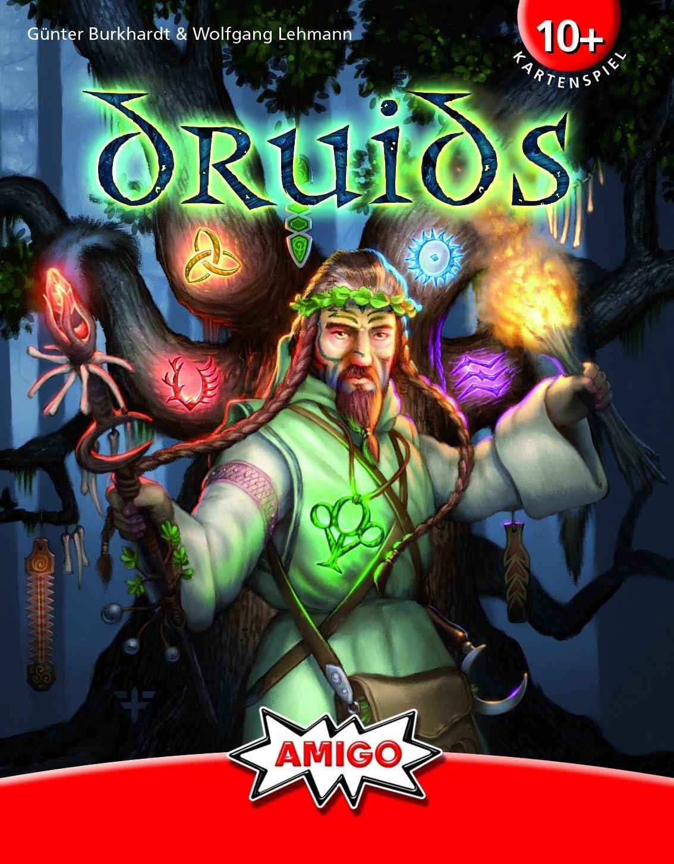 Druids de Amigo para Juego + Tiempo Libre 01750: Amazon.es: Juguetes y juegos