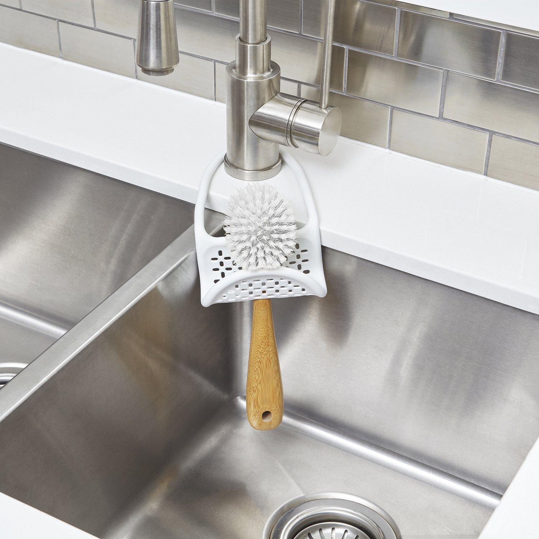 Amazon.com: Umbra Sling Sink Caddy, White: Home & Kitchen