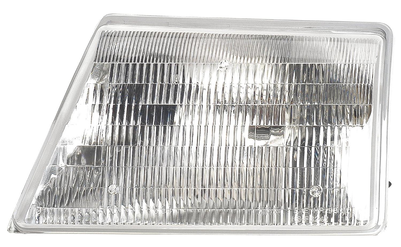 Eagle Eyes FR242-B101L Ford Driver Side Head Lamp FO2502151V rm-EGL-FR242-B101L