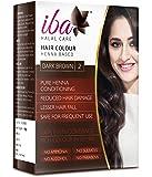 Iba Halal Care Hair Colour, Dark Brown, 60g