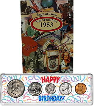 NEW American Coin Treasures Year To Remember Coin Box Set 1954