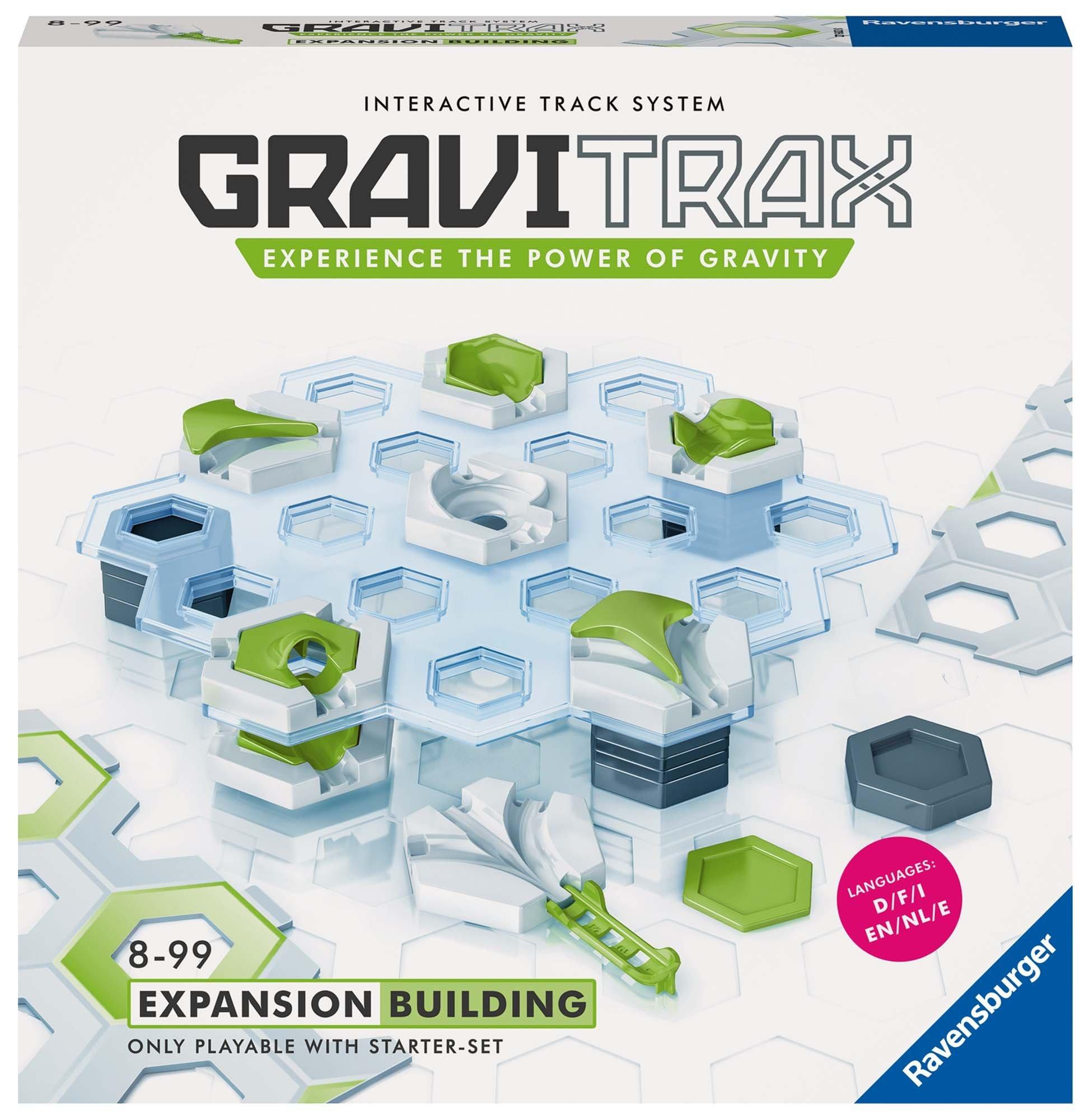 Ravensburger Gravitrax Expansion Building Set (29 Piece), Multi