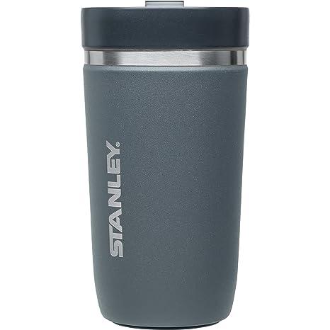 Stanley GO Series With Ceramivac Vacuum Tumbler 16oz Asphalt