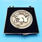 Fanattik 99F6A9B36F Elder Scrolls-Flip Coin-Elsweyr Limited Edition