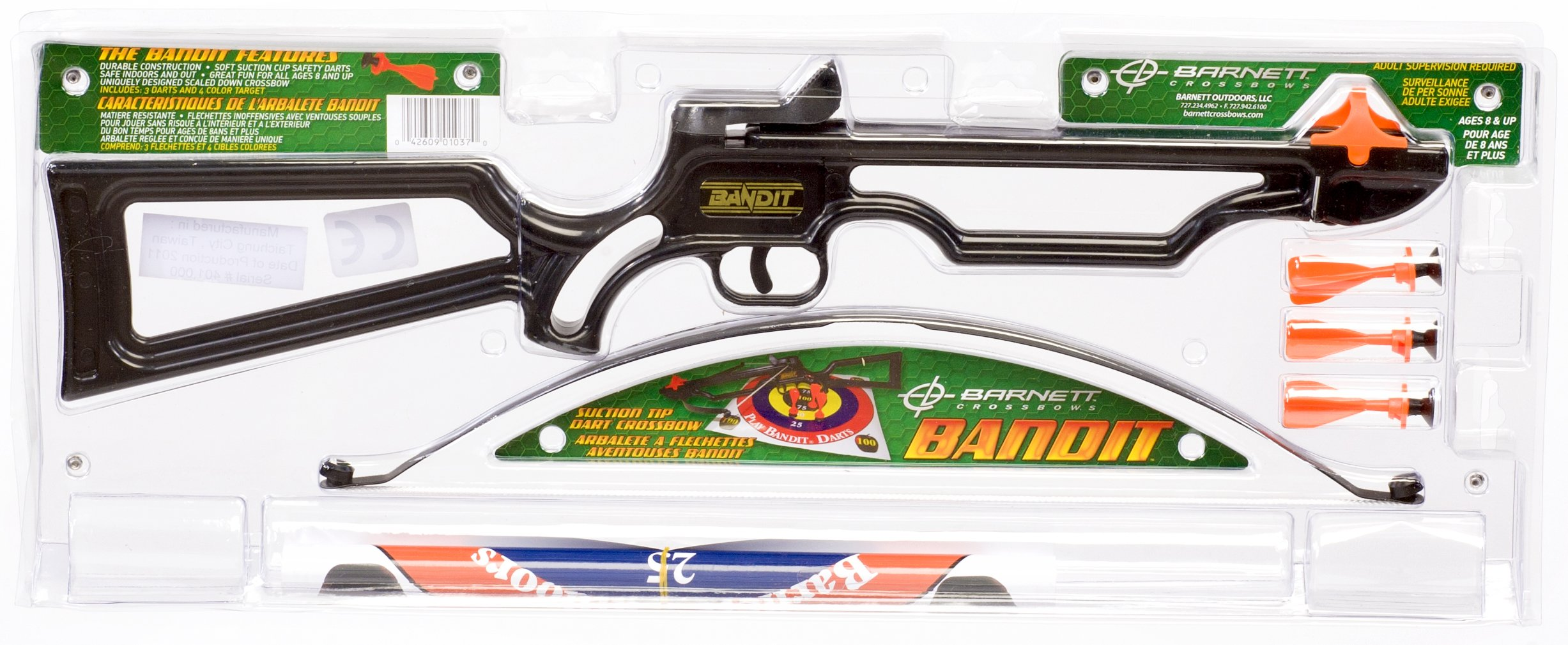 Barnett 1037, Bandit Toy Crossbow