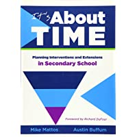 It's About Time: Planning Interventions and Extensions in Secondary School