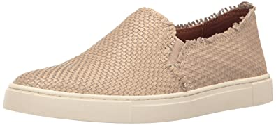 Frye Ivy Woven Leather Slip-On Sneakers BpBfs