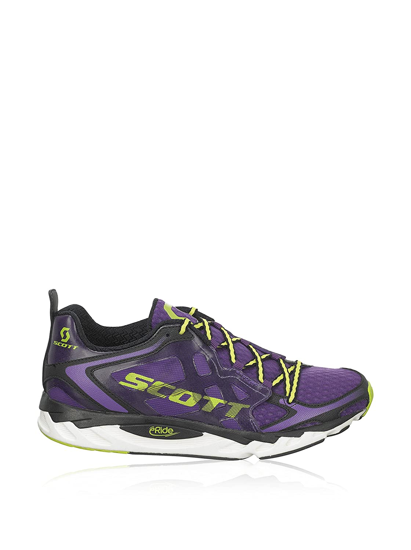 Scott Zapatillas Deportivas eRide AF Support Morado/Verde EU 38.5: Amazon.es: Zapatos y complementos