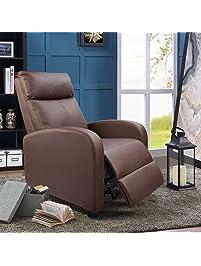 Devoko Adjustable Single Recliner Chair ...