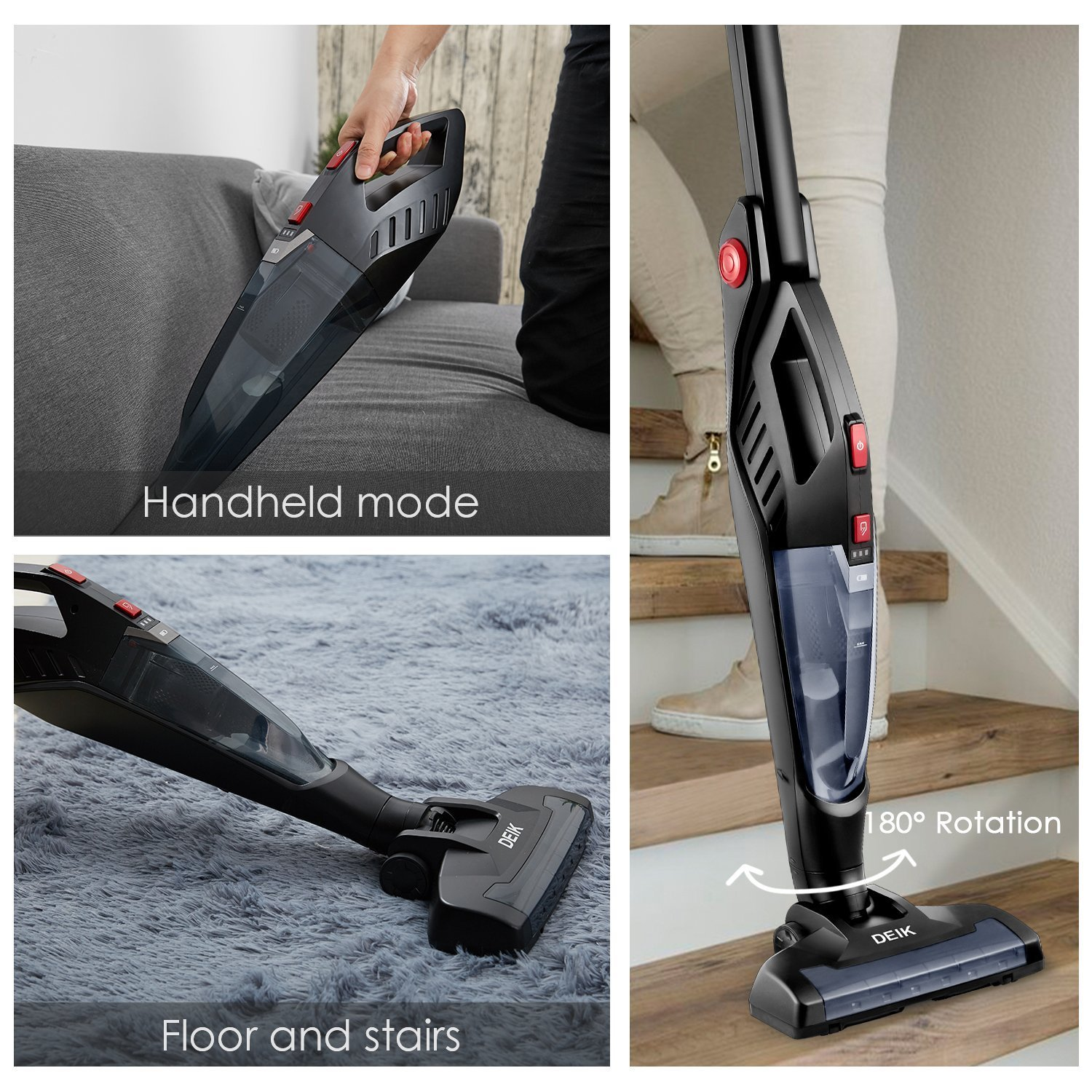 The 10 Best Vacuum Cleaners In 2018: Sharp, Compact And Quiet 28