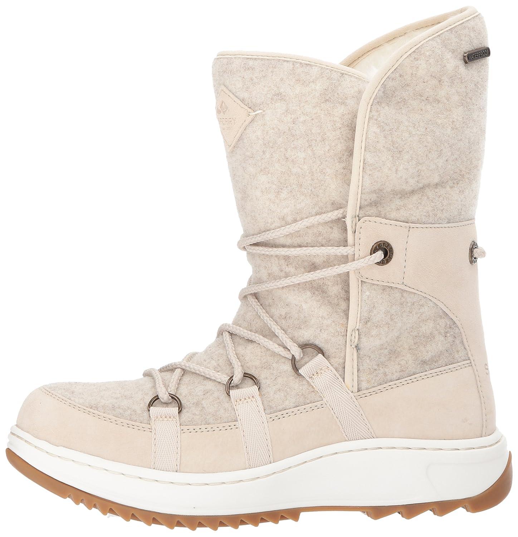 Sperry Top-Sider Women's Boot Powder Ice Cap Snow Boot Women's B01N0SZ1RD 6 B(M) US|Ivory 624bf0