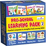 Creative Educational Aids Pre-School Learning Pack - 2