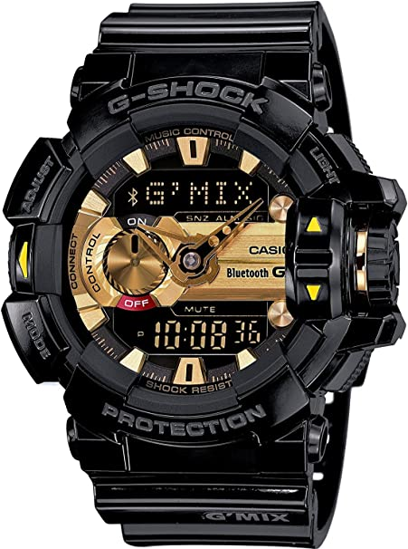 Reloj Casio G-shock modelo G Smartphone Link mix GBA-400 – 1 a9jf ...