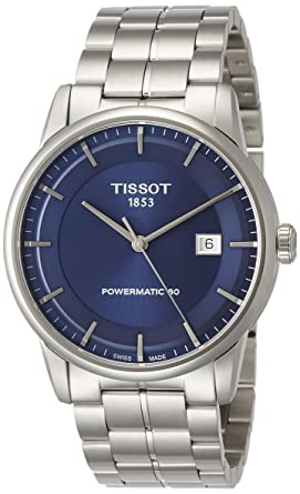 84eab3df3941 Image Unavailable. Image not available for. Color  Tissot Men s  T0864071104100 Analog Automatic Silver-Toned Stainless Steel Watch