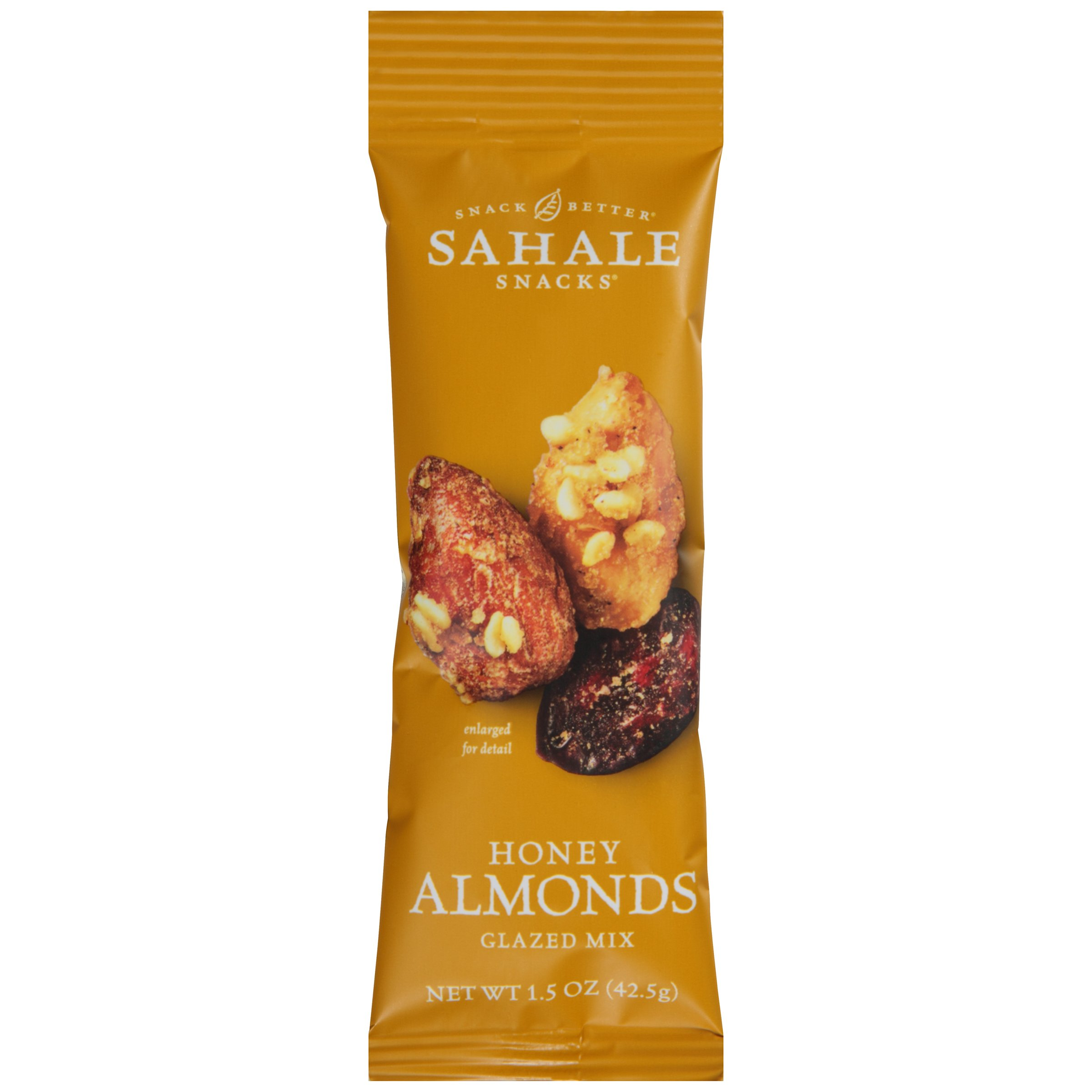 Sahale 1.5 oz. Almond Honey Caddy 9 pack (12 count)
