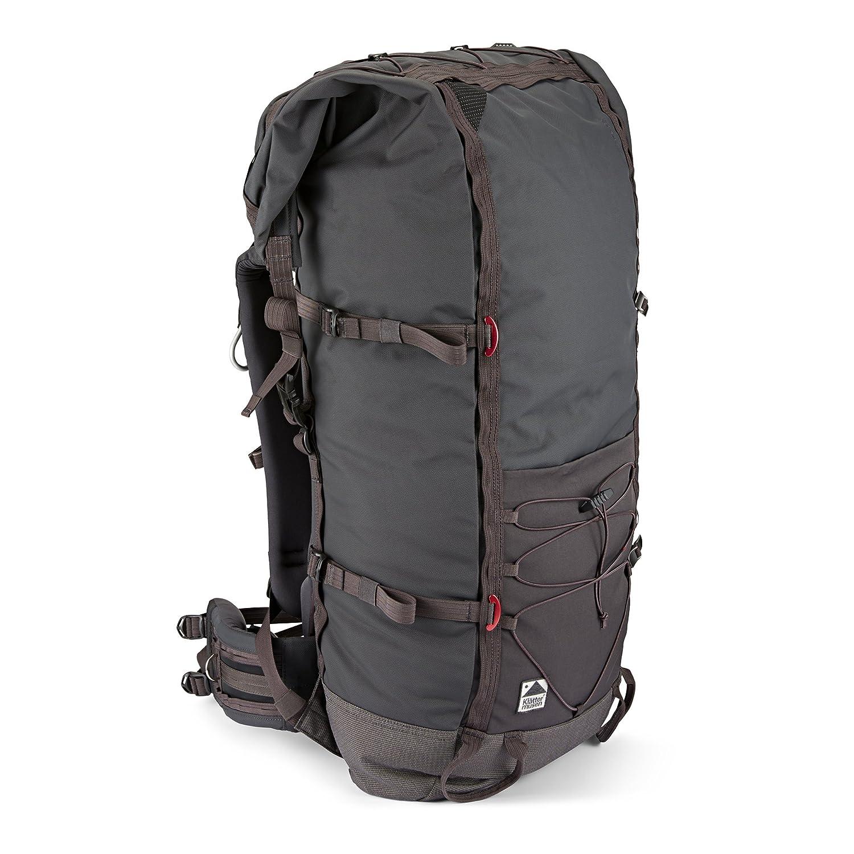 (クレッタルムーセン) KLATTERMUSEN Grip Backpack 60L (並行輸入品) bringit B071GBNWFD Raven One Size
