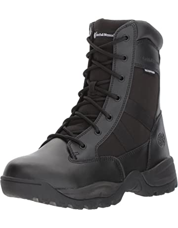 075e2c10602 Men's Military Tactical Boots | Amazon.com