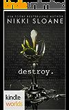 The Drazen World: Destroy (Kindle Worlds Novella)