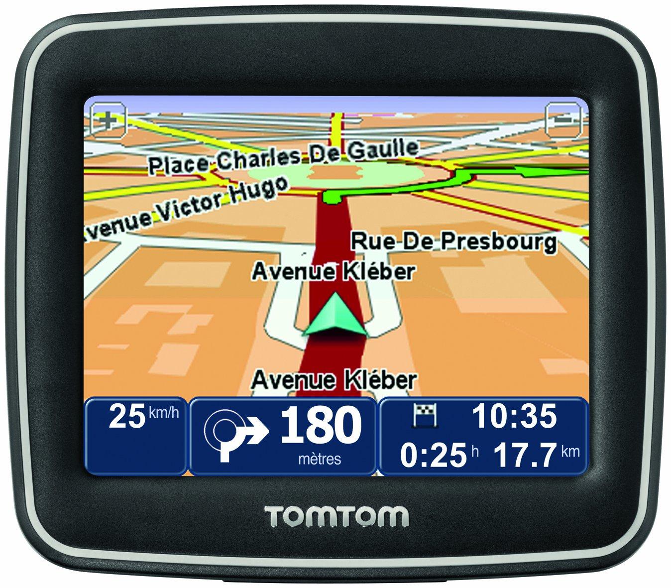 TomTom Start 3.5' Sat Nav with Europe Maps Start Europe - Black B002MZZXGC 1 1EX 1EX0 1EX0002 1EX000201 GPS Units Reference UK RoI Satellite navigation satelite