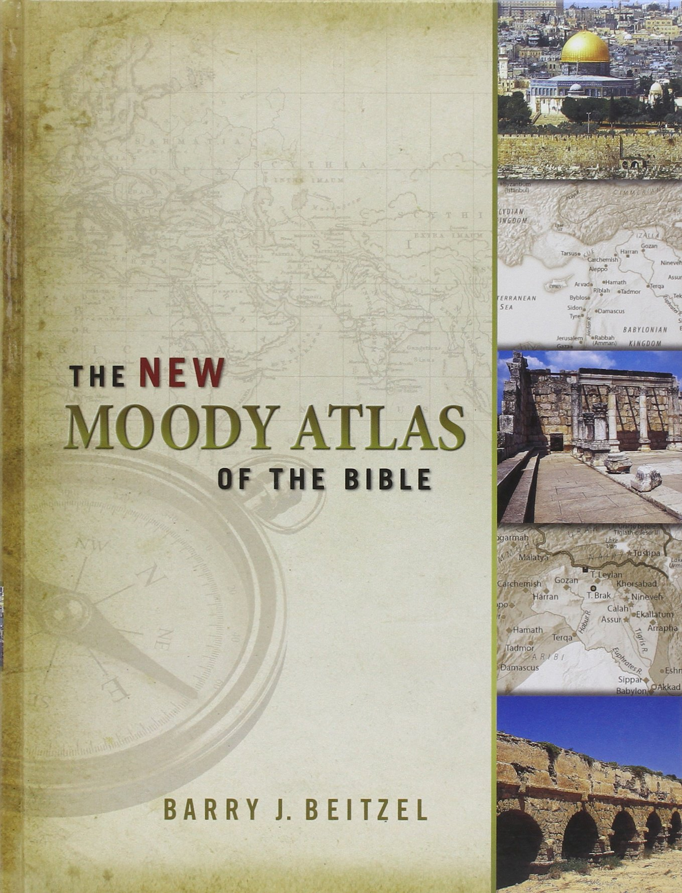 The new moody atlas of the bible barry j beitzel 9780802404411 the new moody atlas of the bible barry j beitzel 9780802404411 amazon books fandeluxe Choice Image