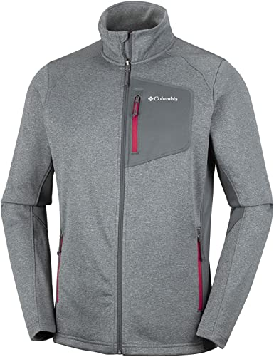 Columbia Jackson Creek II Full Zip – Chaqueta Polar para Hombre ...