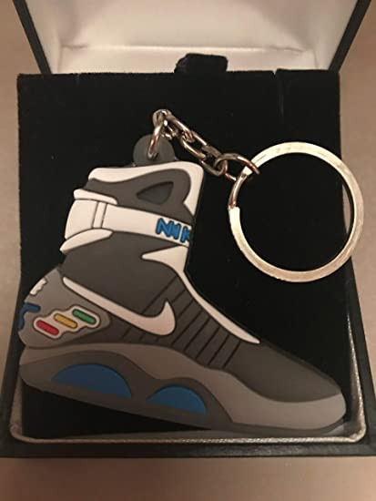 Back to the Future Keyring 2D Nike Air