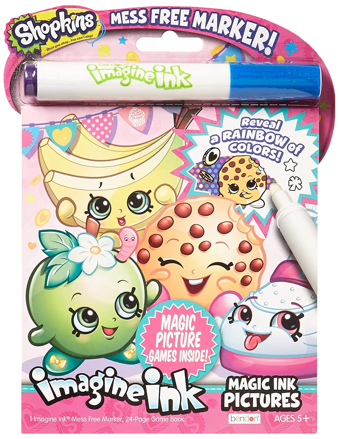 Bendon 44558 Toy Story 4 Imagine Ink Magic Ink Pictures