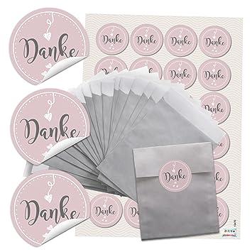 48 Kleine redondas de bolsas de papel - bolsas para regalos ...