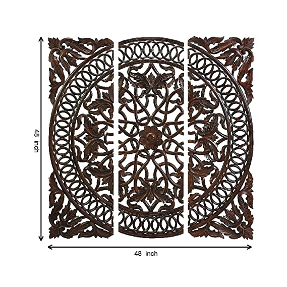 Artesia Wooden Designer Wall Hanging Plaques/Wall Plaque White Wall ...
