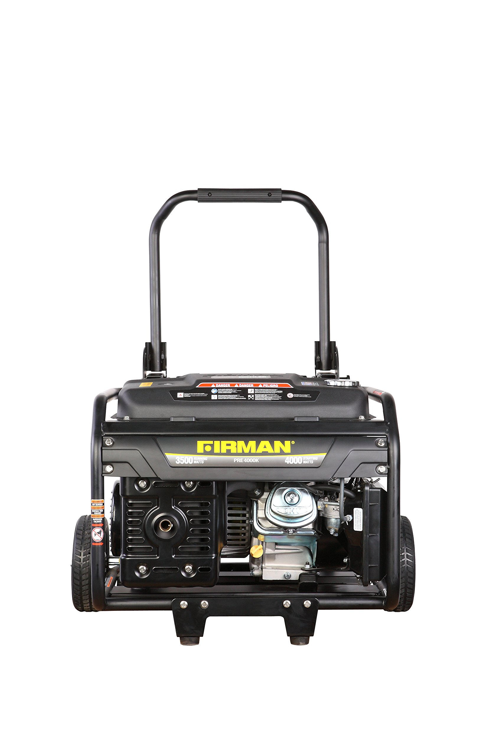 Firman Generators PRE4000K Gas Powered Portable Generator with