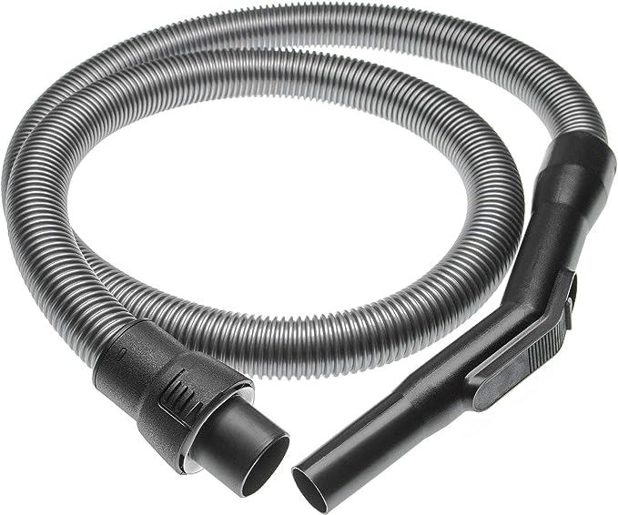 vhbw Tubo flexible compatible con AEG ATF7660 900257558, CE 2xxx, Progress Diamant aspiradora con 32mm conexión, negro/plata: Amazon.es: Hogar
