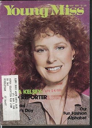 Young Miss Linda Kelsey Celebrity Scene Rocknroll Etc 5 1981