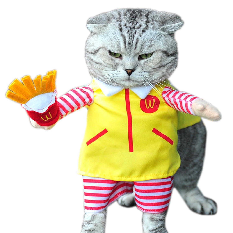 McBurger  Halloween  Costume