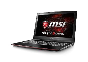 MSI gp62mvr 7rf (Leopard Pro) -461it Notebook de Gaming ...