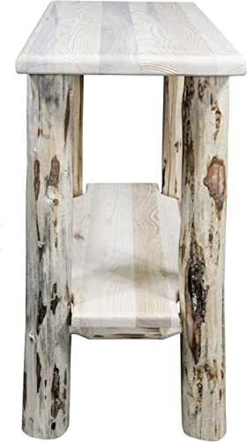 Montana Woodworks Montana Collection Chairside Table