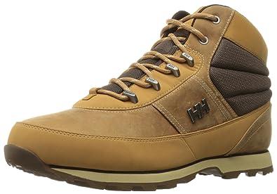 d966483c3f5 Helly Hansen Men's Woodlands Rain Boots, Brown Leather, Textile ...