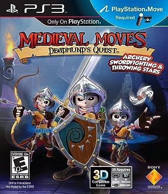 Sony Medieval Moves Juego Ps3 Playstation 3 Accion Aventura