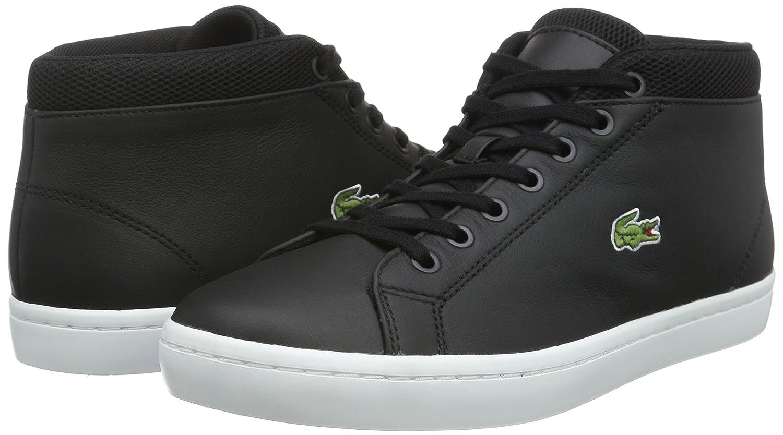 21204a3a93 Lacoste STRAIGHTSET CHUKKA 316 3, Sneakers basses homme - Noir (Blk 024),  44: Amazon.fr: Chaussures et Sacs