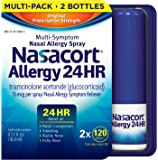 Nasacort Nasal Spray, 16.9 ml (2 Bottles)