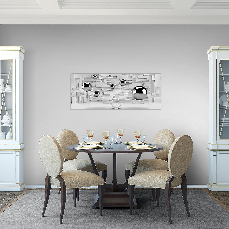 Bild Bilder Wandbild XXL Wanddeko 100x40 cm Home Kunstdruck Leinwand Vlies