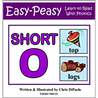The Short O Sound - Read, Play & Practice (Learn to Read with Phonics Book 4) (English Edition)