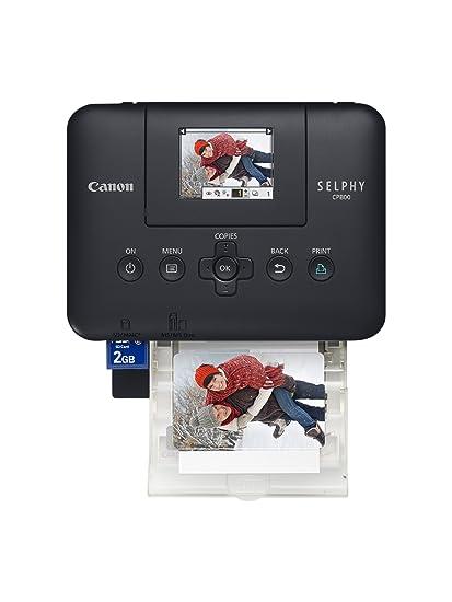 Canon SELPHY CP800 - Impresora Color (1 ipm)